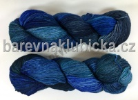 Malabrigo Arroyo regatta blue 134