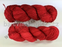 Malabrigo Sock Ravelry red 611