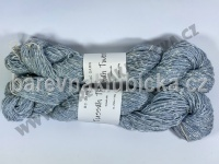 Tussah Tweed BC garn 017 grey-light-mix